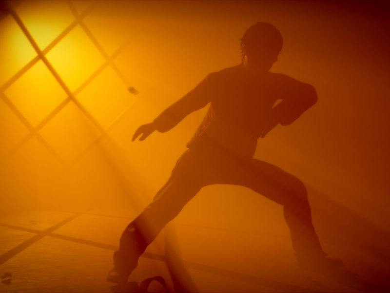 Capoeira (Volumetric)