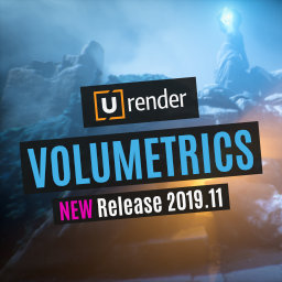 U-RENDER 2019.11.01 Available
