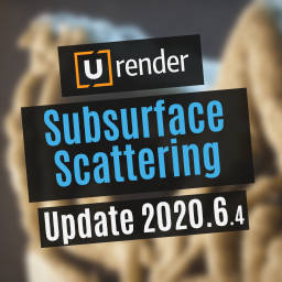 Realtime Subsurface Scattering Available