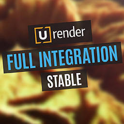 U-RENDER for Cinema 4D Stable Version