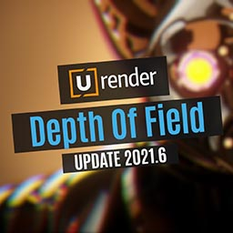 Depth of Field and other exciting improvements