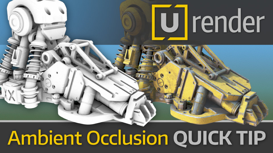 Ambient Occlusion - Quick Tip