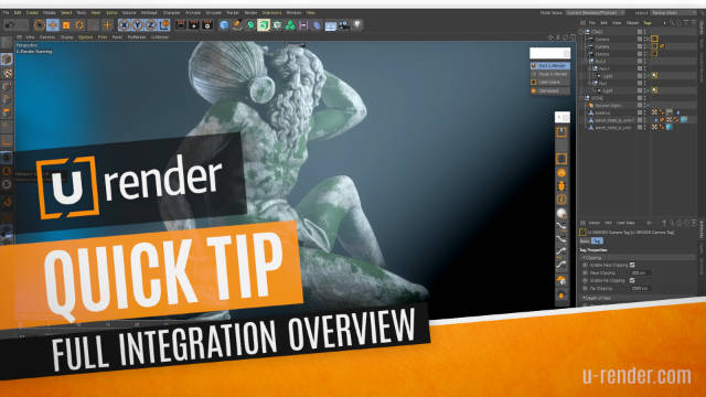 Full Cinema 4D Integration - Overview