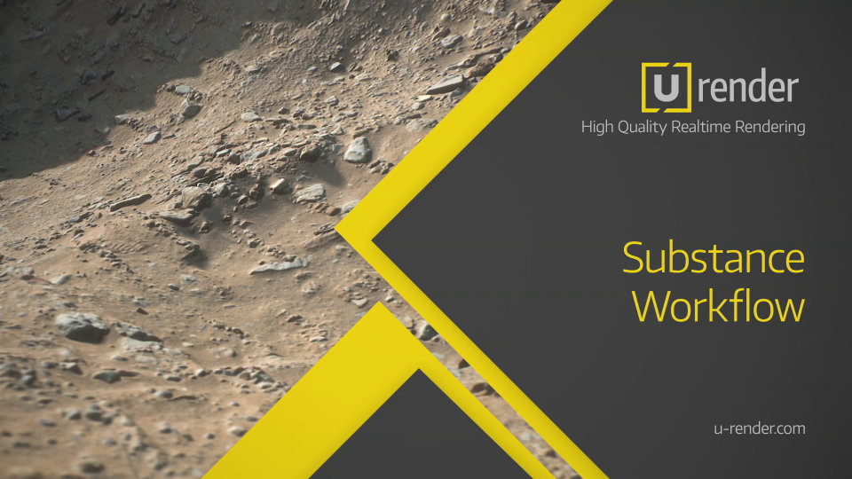 Substance Designer - Workflow Tutorial